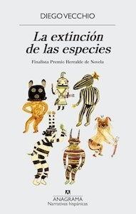 Libro: La extinción de las especies - Vecchio, Diego