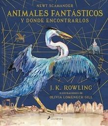Libro: Animales fantásticos y dónde encontrarlos - Rowling, J.K.