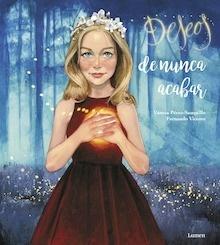 Libro: Deseos de nunca acabar - Pérez-Sauquillo, Vanesa