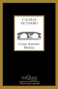Libro: Calmas de enero - Molina, Cesar Antonio