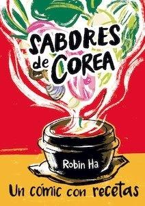 Libro: Sabores de Corea - Ha, Robin