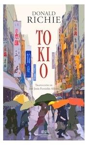 Libro: TOKIO - Richie, Donald