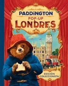 Libro: Paddington Pop-Up Londres -