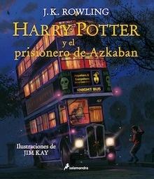 Libro: Harry Potter y el prisionero de Azkaban -ilustrado- Vol.3 - Rowling, J.K.