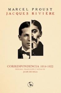 Libro: Correspondencia 1914-1922 - Proust, Marcel