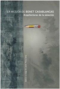 Libro: La música de Benet Casablancas -