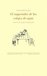 Libro: El emperador de los relojes de agua - Komunyakaa, Yusef