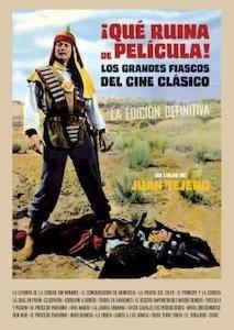 Libro: ¡Qué ruina de película! - Tejero García-Tejero, Juan