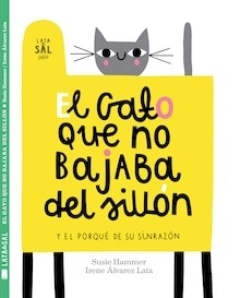 Libro: El gato que no bajaba del sillón - Álvarez Lata, Irene