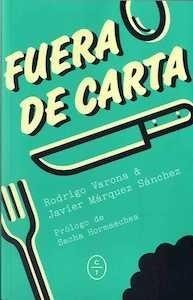 Libro: FUERA DE CARTA - Varona, Rodrigo