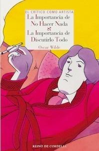 Libro: El Crítico como artista - Wilde, Oscar