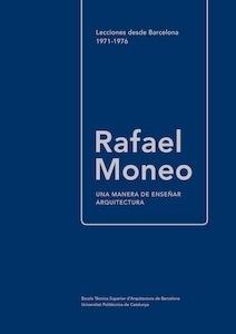Libro: Una manera de enseñar arquitectura - Moneo, Rafael
