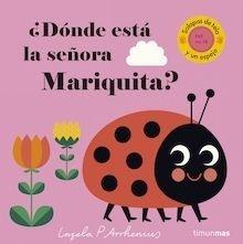 Libro: ¿Dónde está la señora Mariquita? - P. Arrhenius, Ingela