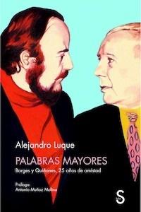 Libro: Palabras mayores - Luque, Alejandro