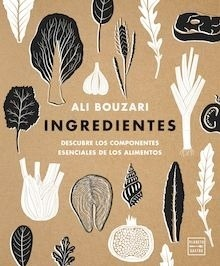 Libro: Ingredientes - Bouzari, Ali