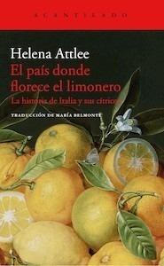 El país donde florece el limonero - Attlee, Helen