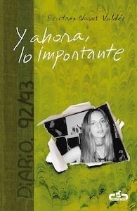 Libro: Y ahora, lo importante - Beatriz Navas Valdés