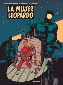 Libro: La mujer leopardo - Schwartz & Yann