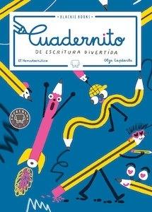 Cuadernito de escritura divertida - El Hematocrítico