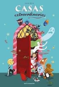 Libro: Casas extraodinarias - Becq, Cécile