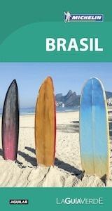 Libro: BRASIL  (La Guía verde 2018) - Michelin
