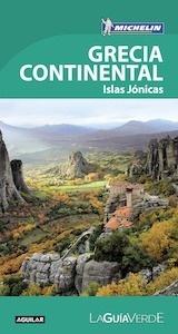 Libro: GRECIA CONTINENTAL (La Guía verde 2018) - Michelin