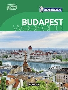 Libro: BUDAPEST  (La Guía verde Weekend 2018) - Michelin