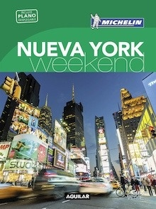 Libro: NUEVA YORK (La Guía verde Weekend 2018) - Michelin