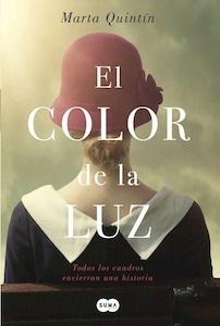 Libro: El color de la luz - Marta Quintín Maza