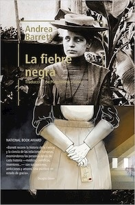 Libro: La fiebre negra - Barrett, Andrea