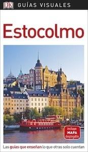 Libro: Guía Visual ESTOCOLMO  -2018- - ., .