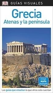 Libro: Guía Visual GRECIA  - Atenas y Península-    2018 - ., .