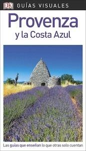 Libro: Guía Visual PROVENZA y Costa Azul  -2018- - ., .