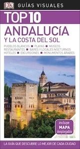 Libro: ANDALUCÍA  y la Costa del Sol   Top 10  -2018- - ., .