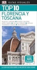 Libro: FLORENCIA y Toscana  Top 10  -2018- - Varios Autores