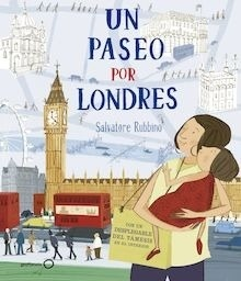 Libro: Un paseo por Londres - Rubbino, Salvatore