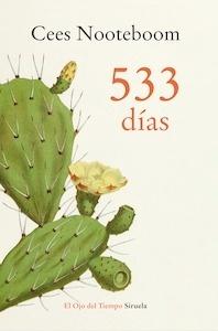 Libro: 533 días - Nooteboom, Cees