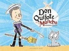 Libro: Don Quijote (o casi) de la Mancha - Santos, Care