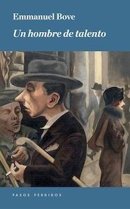 Libro: Un hombre de talento - Bove, Emmanuel