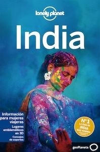 Libro: INDIA   -2018-  Lonely Planet - Blasi, Abigail