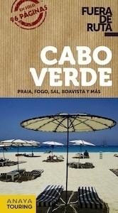 Libro: CABO VERDE   Fuera de ruta  -2018- - Pombo, Antón