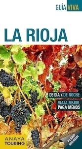 Libro: LA RIOJA Guía Viva   -2018- - RAMOS CAMPOS, ALFREDO