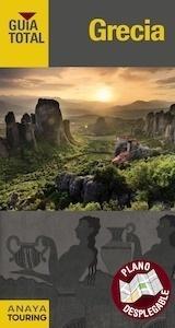 Libro: GRECIA  Guía Total  -2018- - Touring Editore / Grupo Anaya