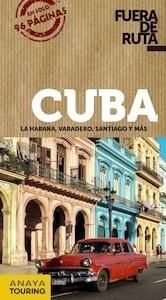 Libro: CUBA  Fuera de ruta  -2018- - Hernández Colorado, Arantxa