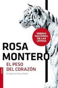 Libro: El peso del corazón - Montero, Rosa