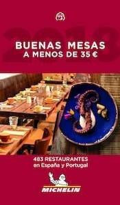 Libro: Buenas mesas a menos de 35 '476 restaurantes en España y Portugal' -
