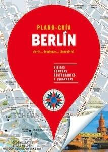 Libro: BERLÍN  (Plano - Guía)   -2018- - ., .