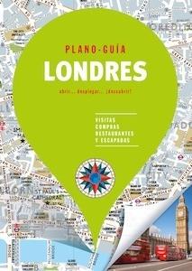 Libro: LONDRES  (Plano - Guía)  -2018- - ., .