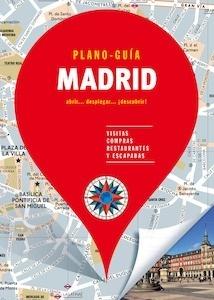 Libro: MADRID  (Plano - Guía)  -2018- - ., .
