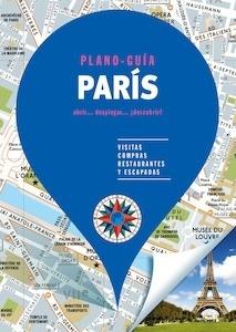 Libro: PARÍS  (Plano - Guía)  -2018- - ., .